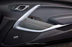 2016 Chevrolet Camaro Coupe and Convertible (Euro-Spec) Custom Car Interior, Car Interior Design, Interior Design Sketches, Interior Rendering, Interior Door, Chevrolet Camaro, Door Linings, Car Detailing, Panel Doors