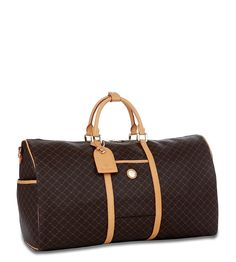 c49d6be50 I feel like I need this bag for weekend roadtrips. Rioni Signature Carry On  Traveler Duffel Bag