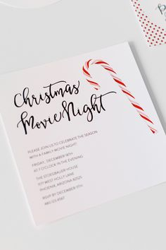 The TomKat Studio | Blog: Host a Christmas Movie Night this Season...