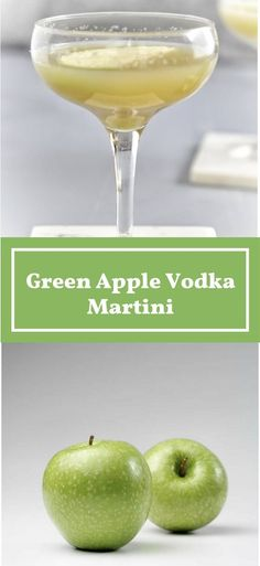 Nothing can add more sparks to your Fall gatherings than this This Tart Green Apple Martini Cocktail. Freshly squeezed Green Apple shaken with Vodka - Bliss!Cocktail, Vodka Cocktail, Fall Cocktail