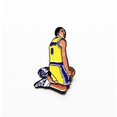 Goodbye Kobe pin from @moveinsilenceco  Goodbye you legend... Get it through the link in their bio!  #kobe #goodbyekobe #lakersfan #illustrator #illustration #design #designer #art #artist #graphicart #graphicartist #graphicdesign #pin #pins #enamelpin #enamelpins #lapelpin #lapelpins #pingame #pintrill #pinlife #pinlord #patchgame #hatpin #hatpins #softenamel #pinsofig #stickerart by pin_lord
