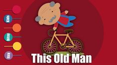 This Old Man He Played One - Nursery Rhyme | ItsyBitsyKids - YouTube