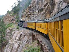 Durango and Silverton Railroad, Colorado