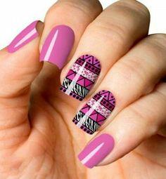 24 - 2019 year colorful nail designs wonderful - 1 2019 year we offer wonderful nail designs to your liking. Have a look at nail designs to suit your . Latest Nail Designs, Colorful Nail Designs, Nail Art Designs, Hair And Nails, My Nails, Plaid Nails, Tribal Nails, Sparkle Nails, Nail Arts