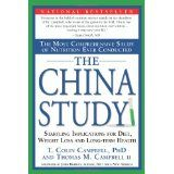 The China Study: The Most Comprehensive Study of Nutrition Ever Conducted And the Startling Implications for Diet, Weight Loss, And Long-term Health (Paperback)By Thomas M. Campbell II