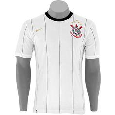Sport Club Corinthians Paulista - Camisa Corinthians 2008 Sport Club Corinthians, Best Luxury Cars, Football Shirts, Game, Beautiful, Fashion, Football Squads, Hs Sports, Brazil