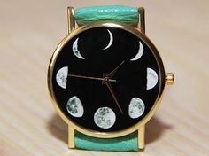 Moon wrist watches watch full moon watches sky watch