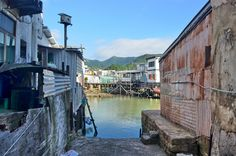 little peek through... tai o.
