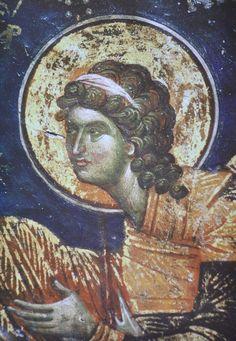 Fresco, Byzantine Icons, Byzantine Art, Order Of Angels, Odilon Redon, Russian Icons, Best Icons, Orthodox Icons, Tempera
