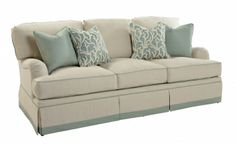 Large Scale English Arm Sofa