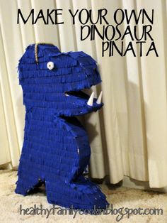 Healthy Family Cookin': Frugal Friday: How to make your own pinata