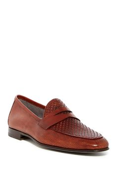 fbcc1ea67e5 Timo Woven Perforated Loafer Men s Fashion