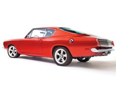 1969 Plymouth Barracuda Maintenance/restoration of old/vintage vehicles: the material for new cogs/casters/gears/pads could be cast polyamide which I (Cast polyamide) can produce. My contact: tatjana.alic@windowslive.com