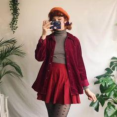 ☽ ✰ ✦ Liberty ✦ ✰ ☾'s Shop - Depop Cute Fashion, 90s Fashion, Retro Fashion, Korean Fashion, Vintage Fashion, Fashion Outfits, Fall Outfits, Casual Outfits, Cute Outfits