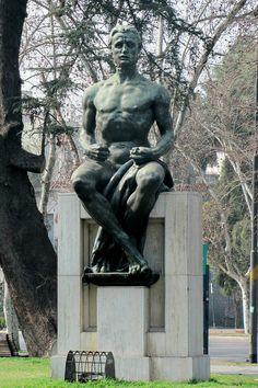 Garden Sculpture, Buddha, Greek, Outdoor Decor, Monuments, Museums, Statues, Sculptures, Crib