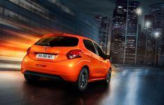 Patrick Curtet Photography Peugeot 208