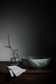 STONEMADE the beauty of imperfection. Paella, Stone Bowl, Natural Stones, Im Not Perfect, Tableware, Green, Gift Ideas, Handmade, Beauty