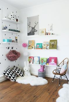 Five Creative Kids Room Ideas