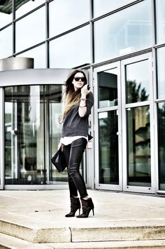 OUTFIT / ISABEL MARANT BLACKSON BOOTS | COTTDS