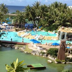 PIC Waterpark, Guam. I spent all my Saturdays here.