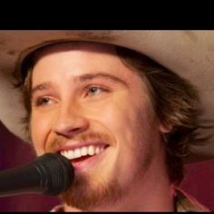 Garrett Hedlund on Country Strong