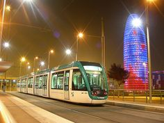 Barcelona Tram - You most likely won't use the tram, but it is available a part from the metro. All public transport passes will also work for the tram.