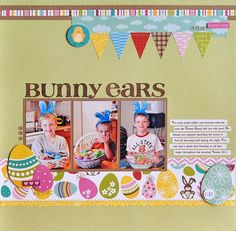 Bunny Ears - Ginger Williams