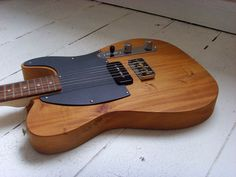 From Manchester, UK is this custom guitar and handwound pickups boutique called The Creamery.