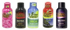 5 Hour Energy Shots   http://www.ilikerunning.com/5-hour-energy-shots/  #energy #shot
