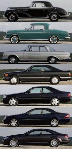 Mercedes Benz Evolution.