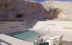Amangiri spa pool