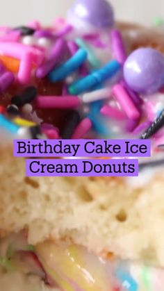 Fun Baking Recipes, Donut Recipes, Sweet Recipes, Cake Recipes, Dessert Recipes, Cooking Recipes, Cute Desserts, Delicious Desserts, Yummy Food