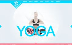 YOGA Private Yoga Classes HTML5 Template by Dynamic Template