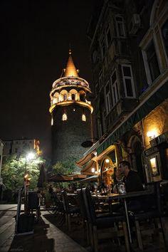 galata chats ....Istanbul. Photo is taken by serkes