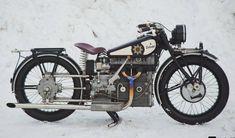 1927 Windhoff 750 4 cylinder