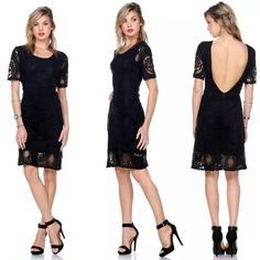 Coming Soon! That Little Black Dress! Every woman needs a little black dress in their closet! This dress is absolutely sexy, stunning and trendy Dresses Midi