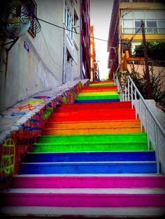 STREET ART UTOPIA » We declare the world as our canvasStreet Art Color Steps in Turkey 2 » STREET ART UTOPIA