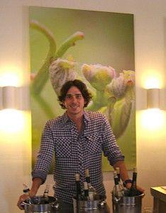 Envolve Winery's Ben Flajnik (aka ABC's The Bachelor)