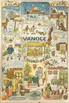 Lada Josef (Hrusice 1887 - 1957 Prague) - Art and Antiques - Realized price: CZK - Dorotheum Marceline, Artist Names, Prague, Illustrators, Fairy Tales, Vintage World Maps, In This Moment, Antiques, Drawings
