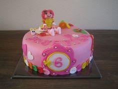 Cute Lalaloopsy Cake! lalaloopsy, cake idea, cakes, lalaloopsi parti, cake cake, lalaloopsi cake, brae birthday, birthday cake, parti idea