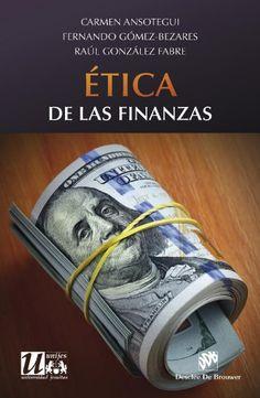 Nacido del diálogo con profesionales, este libro se ocupa primero de los grandes temas de la Ética de las Finanzas: desde las dificultades de la concepción misma de la Ética financiera hasta problemas recurrentes de relación con el dinero y el riesgo, de información, de agencia y conflictos de intereses, de estructuras de mercado?