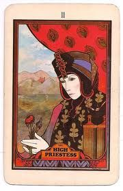 #high priestess