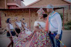 A Gorgeous Ndebele-Xhosa Wedding - South African Wedding Blog