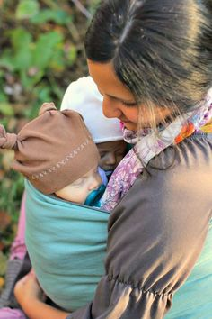 the sling diaries: love and family babywearing delight! #sakurabloom #twins