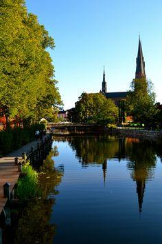 Uppsala, Sweden.