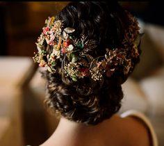 21 accesorios perfectos para que lleves en tu cabello el día de la boda. ¡Te enamorarás de todos! Image: 19