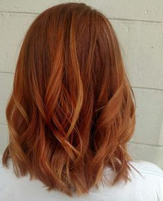 Best HairStyles For 2017/ 2018 Copper hair