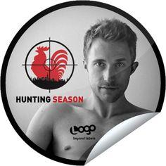 (15) Hunting Season: Fetishes Sticker | GetGlue