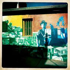 la poesia e historia en Valparaiso , Chile