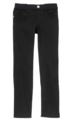 NWT Gymboree UNIFORM SHOP, Black Jeggings    Available in our online store at http://stores.ebay.com/starbabydesignshomestore